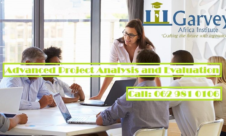 Advanced Project Analysis and Evaluation