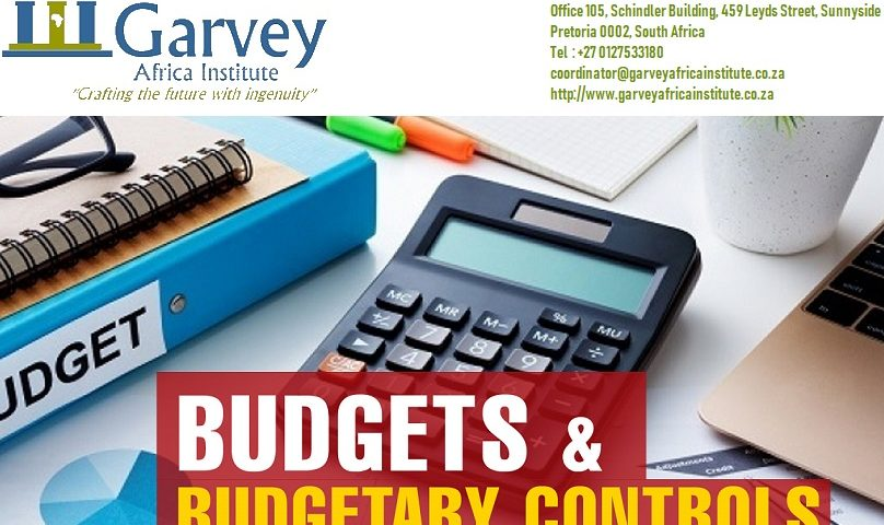 Financial Management and Budgetary Control Short Court in Africa