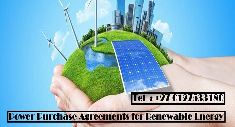 Power Purchase Agreements for Renewable Energy south africa