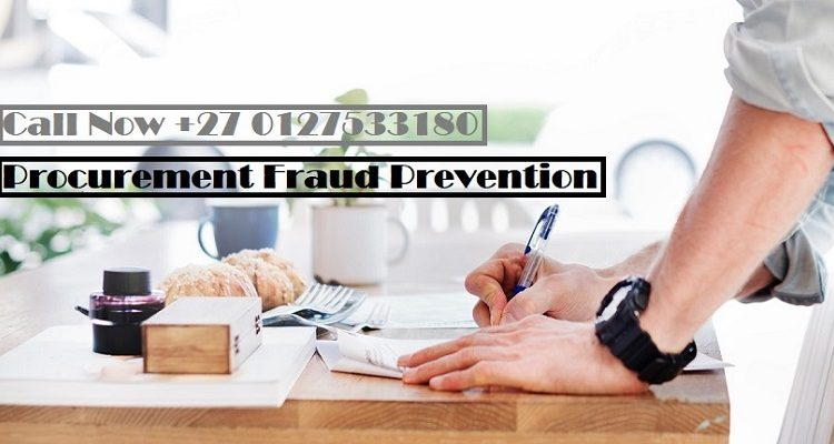 Procurement Fraud Prevention-courses-africa