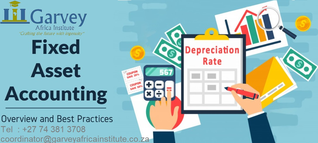 Fixed Assets Accounting, Maintenance and Management Pretoria, South Africa